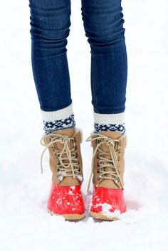 Snow boots outlet only $39 for Christmas gift,Press picture link get it immediately! love the pink
