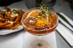 Blua serves Balkan-inspired snacks and cocktails. Toronto, Cocktails, Snacks, Craft Cocktails, Appetizers, Cocktail, Treats, Drinks, Smoothies