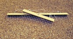 Gravel is a nightmare, you get weeds and moss, ruins high heels, hurts your feet, gets  everywhere, and you need to rake constantly. Now, there's a solution – The Gillhams Gravel Rake. Save yourself the trouble - don't use gravel - simple.