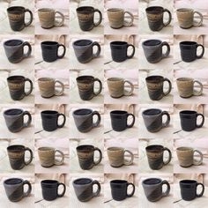 See the #mugshot lineup @ ART SAVES LIVES GALLERY @ 518 Castro St SF CA 94114 #mugshotmonday #mugs #coffeetime #teatime