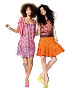 benetton-elbise-kombinleri