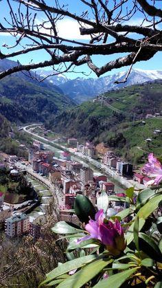 Memleketim Trabzon World's Most Beautiful, Beautiful Places To Visit, Wonderful Places, Beautiful Pictures, Beautiful Scenery, Japan Travel, Italy Travel, Japan Places To Visit, Trabzon Turkey