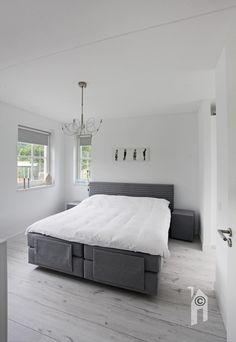 Bouwgroep Huiskes, notariswoning moderne stijl, slaapkamer.
