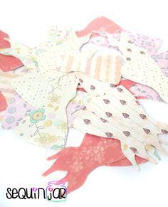 Dress pattern table party decoration scrapbook craft card confetti die shape uk