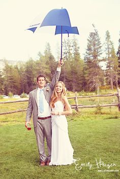 Rainy Lake Tahoe wedding day Photography: Emily Heizer Venue: THE HideOut Wedding Dress: Amy Kuschel Catering: Beth Sogaard Desserts: Hope Valley Cafe and Market Rainy Wedding, Wedding Day, Rainy Lake, Lake Tahoe Weddings, Photography Services, Mr Mrs, Newborn Photography, Catering, Amy