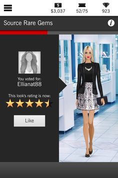 Source Rare Gems 5 Stars Covet Fashion Jet Sets