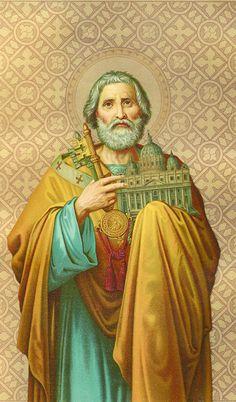 48 mejores imágenes de San Pedro y San Pablo 29 de Junio Los 12 ...