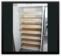 Example B: Roll Out Pantry (Before)