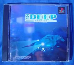 PS1 Japanese :  The Deep: Ushinawareta Shinkai SLPS 00501 http://www.japanstuff.biz/ CLICK THE FOLLOWING LINK TO BUY IT ( IF STILL AVAILABLE ) http://www.delcampe.net/page/item/id,0378089203,language,E.html