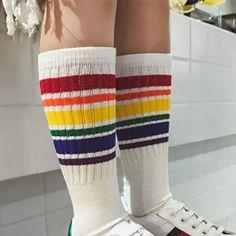 Girl in soccer socks fetish pic 777