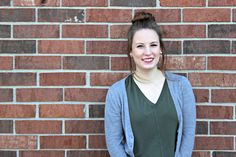 """Faces of Marian    #SabreNeighbor #FacesofMarian  Jenna is a junior at Marian University majoring in elementary-middle education and pursuing a minor in social studies. Jenna is Marian University's newest Student Body President! She also stays busy as the MSEA Secretary, a Resident Assistant in Cedar Creek Apartments, and works at the Cardinal-Meyer Library on campus.  """"I'm from Freedom, WI. Some interesting facts about me are that I'm a camp counselor over the summers which is where I met…"""