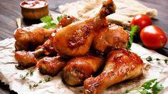 Így varázsolj fenséges ételt 45 perc alatt az asztalra! Ízletes és omlós! Hozzávalók: 6 csirkecomb (alsó, felső tetszés szerint) 1 teáskanál...