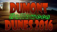 Dumont Dunes Halloween 2016