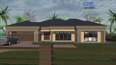 A W3028 4 Bedroom House Plans, Family House Plans, Home And Family, Cheap House Plans, Free House Plans, Beautiful House Plans, Beautiful Homes, Dream Home Design, House Design