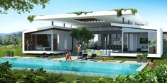 12 Luxury Residences that Offer You the Opportunity to Live an Extraordinary Eco-lifestyle in Costa Rican