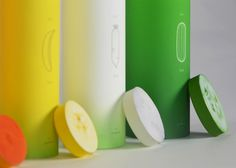 Condom packaging based on different vegetable girths