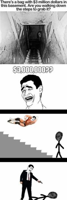 Funny Pictures Archives - College Meme - - Ill bring my friend who can probably rip steel apart with bare hands and well split the money even! The post Funny Pictures Archives appeared first on Gag Dad. Really Funny Memes, Stupid Funny Memes, Funny Posts, Funny Humor, Life Pictures, Friend Pictures, Funny Pictures, Funny Cute, The Funny
