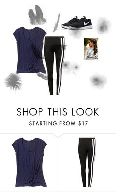 """""""Sport Outfit"""" by hsp3100 on Polyvore featuring Mode, Gap, Yohji Yamamoto und NIKE"""