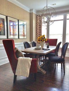 pin von bettina scheider auf esszimmer pinterest esszimmer. Black Bedroom Furniture Sets. Home Design Ideas