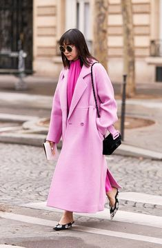 See and Shop 5 Color Trends From Street Style | Who What Wear