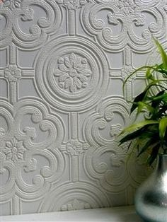 Temporary Wall Paper a.s. creation as creation slate brick wall pattern faux effect