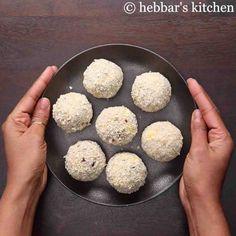 corn cheese balls recipe | how to make sweet corn & veg cheese balls Paneer Recipes, Indian Food Recipes, Vegetarian Recipes, Snack Recipes, Snacks, Veg Cheese Balls Recipe, Cheese Ball Recipes, Aaloo Recipe, Corn Cheese