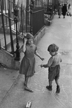 Henri Cartier-Bresson - Dublin 1952