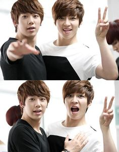 Hoon and Soohyun <3