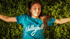 I <3 Volleyball T-shirt  #volleyball #Volleyballtshirt #volleyballapparel #cutetee #sporty #volleyballlogotee #nodinx #fashion #sportyfashion #volleyballfashion #logotees
