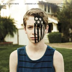 album cover art [01/2015]: fall out boy ¦ american beauty / american psycho |