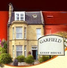 Edinburgh bed and breakfast Garfield guest house