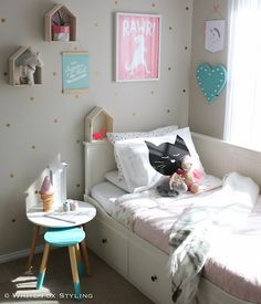 Styling tips for making kids bedrooms great