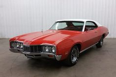 1971 Mercury Montego MX