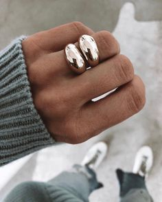 bbd8034bb7e 3372 Best Silver rings images in 2019 | Silver jewellery, Jewelery ...