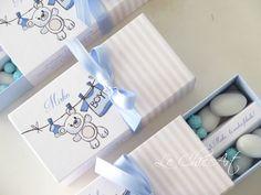 scatola porta confett nascita