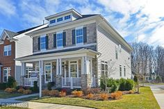 6022 MASONDALE RD, Alexandria, VA 22315 (MLS # FX8546765) - Herbert Riggs Realtor - Truly a SPECTACULAR  home! The stone front & charming porch welcomes you to this gorgeous Center Hall Colonial sited on a premium corner lot backing to trees. Some of the many features include an Open floor plan, Chef''s kitchen, HDWD floors on main level,  great room off kitchen w/ gas frpl, luxurious MBR suite w/ frpl & large walk in closets, handsome moldings, high ceilings, irrigation & deck++ - Call…