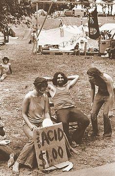 The Woodstock Music Festival of 1969