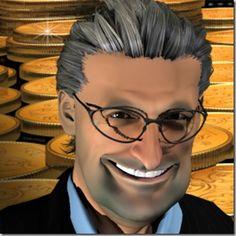 El protagonista de la In It to Win It, la tragamonedas de Wall Street, es igualito igualito a Gordon Gekko, el personaje que le valió un Oscar a Michael Douglas en 1987