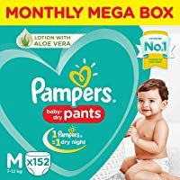 Pampers New Diaper Pants Monthly Box Pack, Medium, 152 Count Diaper Rash, Baby Diaper Bags, Baby Body, Baby Skin, What Is Amazon, Carters Baby Girl, Baby Girls, Baby Lotion, Amigurumi