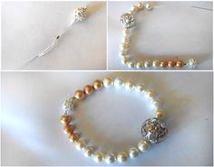 Beaded Jewelry Set Tutorial – Make Pearl Necklace Set with Pandahall Beads - Pandahall.com