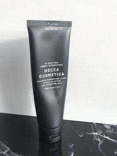 Mecca Cosmetica Sunscreen -Updated Summer Skincare Regime - Meggie Moo Blog