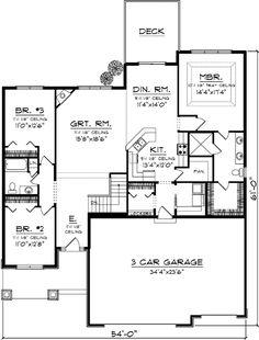 House Plans & Designs | Monster House Plans
