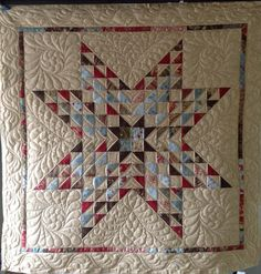 Star | by Jessica's Quilting Studio