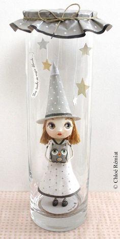 SORCIÈRE BLANCHE * White witch - Tibout de blog