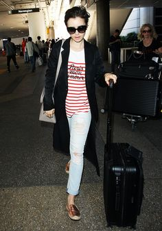 Celebrity Airport Shoes