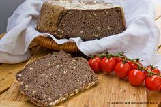 Pohánkový chlieb – bez lepku, droždia aj kvásku – jarkapecie.sk