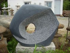 Stone Sculpture, Stone Carving Sculpture, Environmental Sculpture