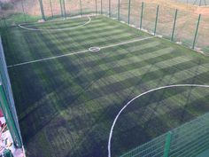 Artificial Football Pitch Services Costs