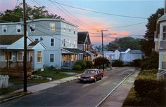 Exhibition: 'Duane Hanson/Gregory Crewdson: Uncanny realities' at Museum Frieder Burda, Baden-Baden - Bethany Ridenour Stephen Shore, The Americans, Edward Hopper, David Lynch, Upstate New York, Gregory Crewdson Photography, Fred Herzog, Street Photography, Art Photography