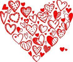 Valentine Heart Designs
